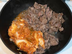 韓式烏龍湯麵