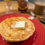 無麵粉的低糖質燕麥鬆餅|不加水・不加糖