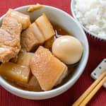 豬肉燉蘿蔔|豚大根,用氣泡水免壓力鍋