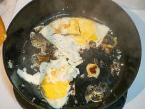 煎蛋起司義大利麵 poverello pasta,窮人的義大利麵