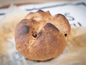 自家製,全麥麵包
